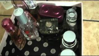 Parfümtetris - Meine Parfüm Sammlung christina aguilera kate moss celine dion