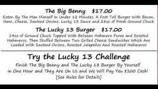 The Bear and Miki vs. The Insanely Spicy Lucky 13 Challenge