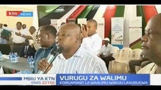 Walimu wakuu wazua vurugu katika kongamano mombasa