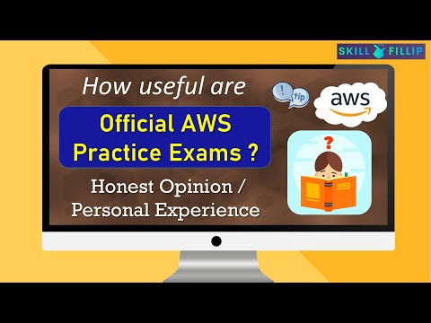 Are Official AWS Practice Exams worth it? Honest Opinion/Personal ...