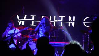 Within Ceres LIVE at ROCK IN GOA - odin_sting