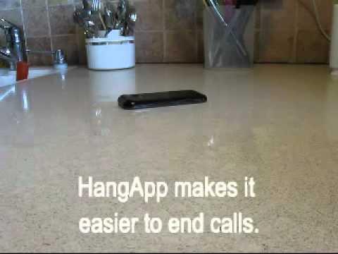 Video of HangApp