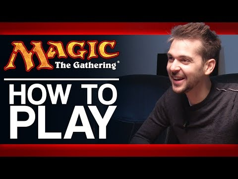 Super Tutorial 5000 – How To Play Magic: The Gathering