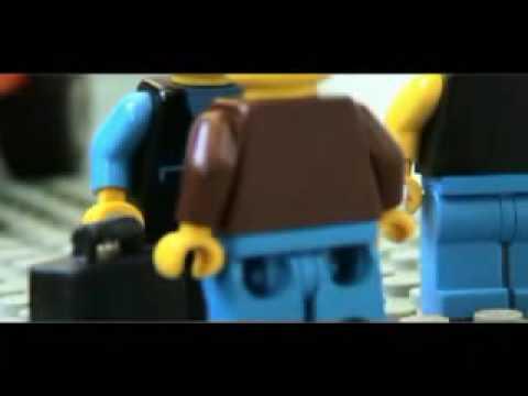 Grand Theft Auto Lego City