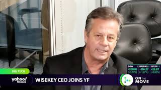 WISeKey's CEO Carlos Moreira says about preventing Ring hackers