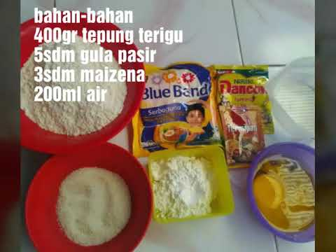Resep Donat Empuk Anti Gagal