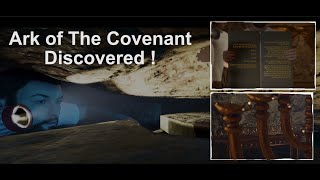 THE ARK AND THE BLOOD - The discovery of the Ark of the Covenant