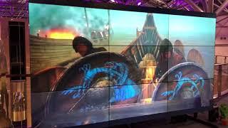 Турнир по виртуальным игрищам в Афимолле. Как это выглядит со стороны?