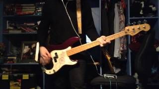 Chixdiggit - I Remember You Bass Cover