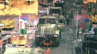 Автомобілі КрАЗ I Зроблено в Україні