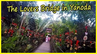 The Lovers Bridge in Yanoda Rainforest Review 2020. Best of China Travel 2020