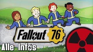 Fallout 76 | Alle Infos ☢ [Deutsch]