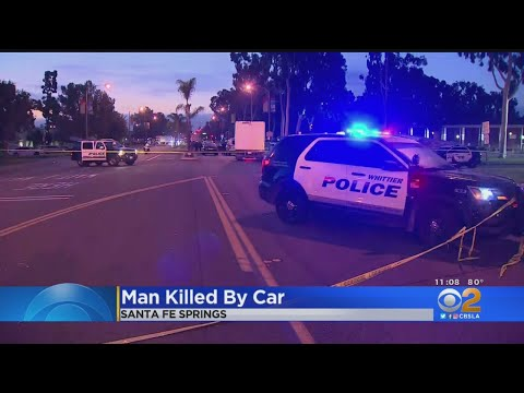 Argument Over Hat May Have Led To Man Being Fatally Struck By Car