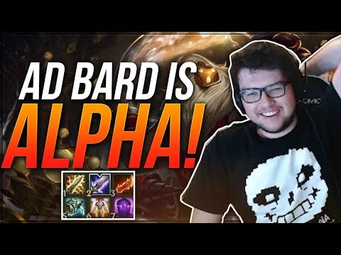 DYRUS - IT ACTUALLY WORKS I SWEAR! FULL AD BARD TOP!!