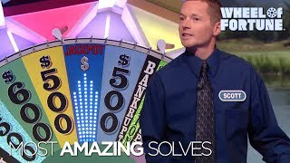 Video thumbnail for Top Five Most Amazing Solves