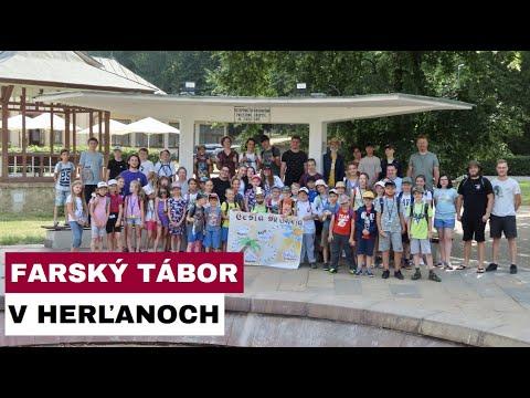 Farský tábor farnosti Košice - Staré mesto