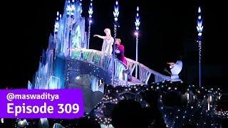 Ketemu Frozen di Disneyland Tokyo!