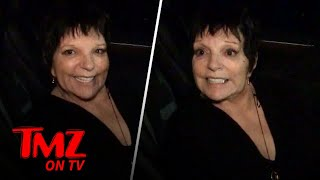 Liza Manelli Proves She Can Still Sing | TMZ TV