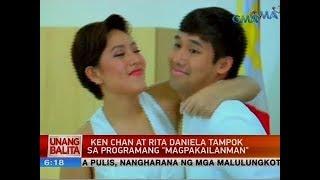 UB: Ken Chan at Rita Daniela tampok sa programang