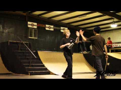 Levi Caylor Skates for S.P.O.G.