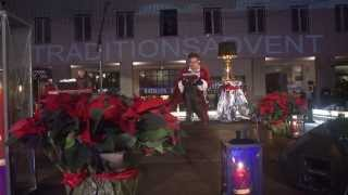 preview picture of video 'Weihnachtswunderwelt Villach'