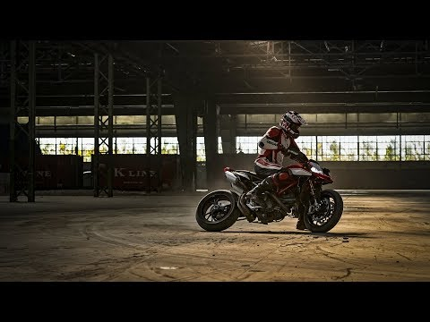 2021 Ducati Hypermotard 950 SP in Greenville, South Carolina - Video 1