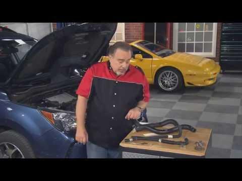 MotorWeek | Goss' Garage: Damaged Hoses
