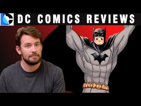 All DC Comics Reviews for July 3rd (Batman Incorporated #12)