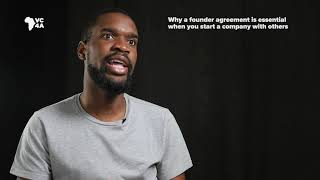 Why a founder agreement is essential when you start a company with others