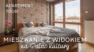 Mieszkanie Z Widokiem Na Centrum Warszawy | APARTMENT TOUR