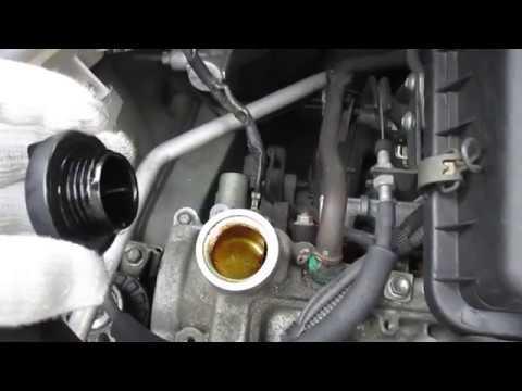 Latschetti, wie das Benzin zusammenzuziehen