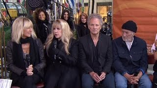 Fleetwood Mac Reunites, Talks Of A 'New Chapter' | TODAY
