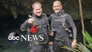 2 Divers Found Dead In Underwater Cave