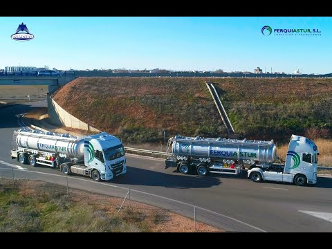 Delivery of tankers for the transport