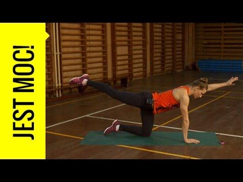 Ćwiczenia na mięśnie pleców i stawów