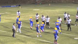 Henryetta Holdenville football game