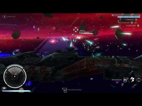 Rebel Galaxy Announcement Trailer thumbnail