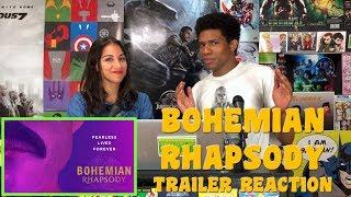 BOHEMIAN RHAPSODY Trailer Reaction (Teaser)