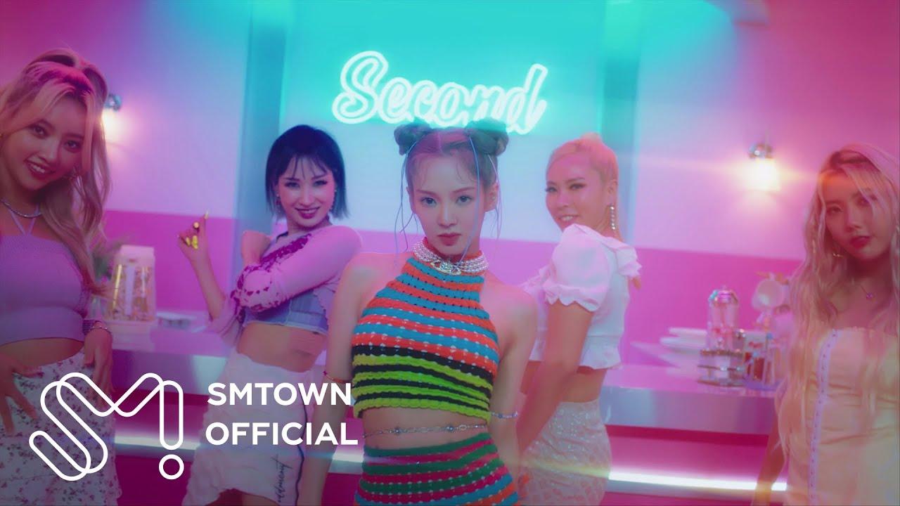 Hyo ft. BIBI — Second