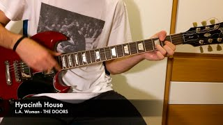 Hyacinth House - Guitar Tutorial