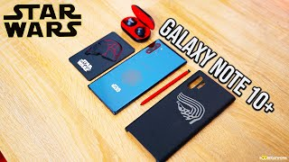 STAR WARS Samsung Galaxy Note10+ Unboxing