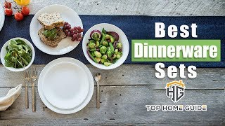 ▶️Top 5 Best Dinnerware Sets In 2020 - [ Buying Guide ]