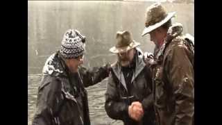 Gute Wetter fur Huchen. Grosse Huchen von Dunajec Fluss in Polen