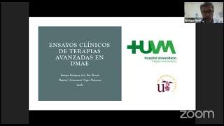 Ensayos clínicos de Terapias Avanzadas en DMAE
