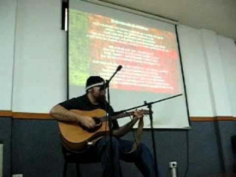 Music -- Mike in Albania Song #2 (Part 1)