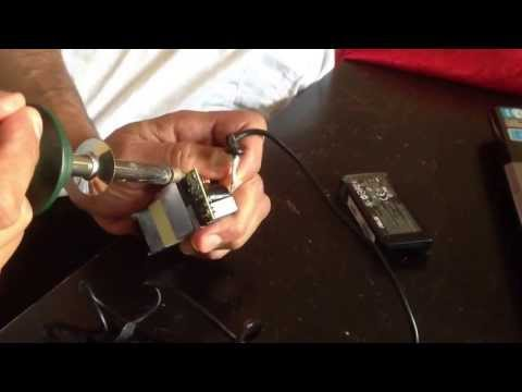 comment reparer chargeur iphone 5
