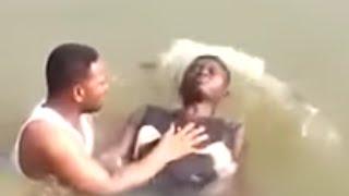 Kwadwo Kyeremeh , 20 drown in Weija dam during baptism 😤😤😤during baptism.This is sad
