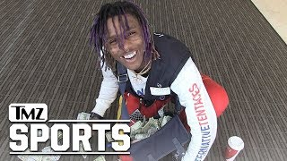 Famous Dex Calls Out Quavo & Bieber In Basketball | TMZ Sports - Video Youtube