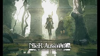 NieR:Automata BECOME AS GODS Edition - Bande-annonce de lancement