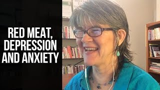 Anxiety Relief Techniques: Food + Supplements w/ Trudy Scott, CN